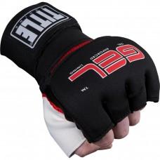 Оригинальные Гелевые Бинты TITLE Gel Assault Glove Wraps - Black