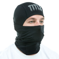 Маска Title Pro Compress 4-Way Training Hood - Black