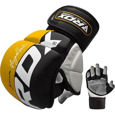 Перчатки RDX T6 MMA Sparring Gloves - Yelow