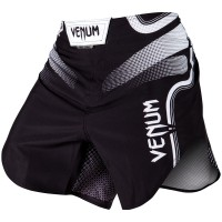 Шорты для MMA Venum Tempest 2.0 Fightshorts - Black/White