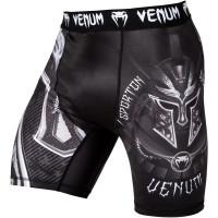 Компрессионные Шорты Venum Gladiator 3.0 Vale Tudo - Black/White
