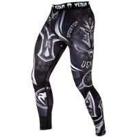 Компрессионные Штаны Venum Gladiator 3.0 Spats - Black/White