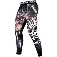 Компрессионные Штаны Venum Gorilla Spats - Black