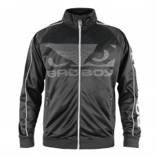 Олимпийка Bad Boy All Around Track Jacket - Black/Grey