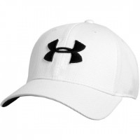 Бейсболка Under Armour Blitzing 3.0 Cap - White