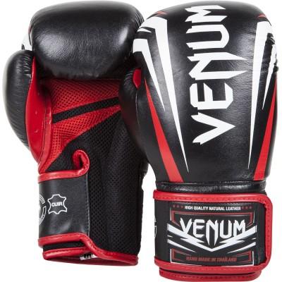 Боксерские Перчатки Venum Sharp - Black/Red