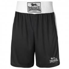 Боксерские Шорты Lonsdale Box Short Snr - Black/White