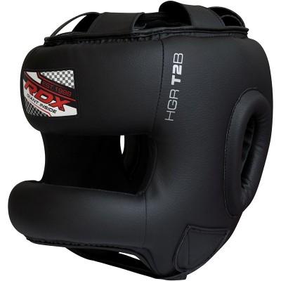 Оригинальный Шлем C Бампером RDX T2 Head Guard With Nose Protection Bar - Black