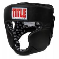 Шлем Title Classic Training Headgear Full Face 2.0 - Black