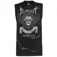 Оригинальная Безрукавка Tapout Lifestyle Vest Mens - Black