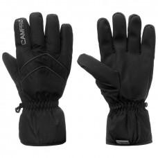 Оригинальные Зимние Перчатки Campri Ski Gloves Mens - Black