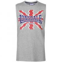 Lonsdale LDN Tank Vest Mens - Grey