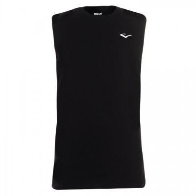 Безрукавка Everlast Gym Essentials Tank Top Mens - Black
