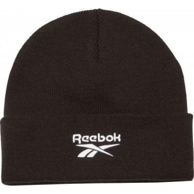 Оригинальная Шапка Reebok Te Logo Beanie - Black