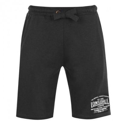 Оригинальные Шорты Lonsdale Box Lightweight Shorts Mens - Grey